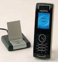 Nortel Networks DECT Handset