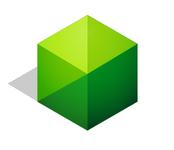 ekanite-cube