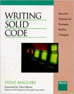 writingsolidcode